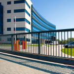 Industrilåger til sikring af virksomhed - KJ Porte ApS