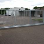 Industrilåger - galvaniseret - KJ Porte ApS